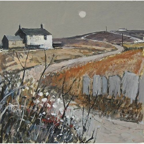 Malcolm Taylor Winter Sun