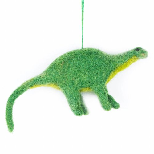 Felt So Good Felt Dinosaur- Apatosaurus  Ornament