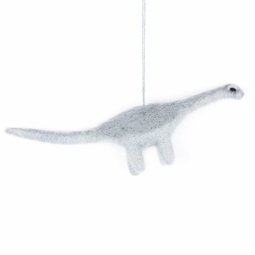 Felt So Good Felt Dinosaurs-Diplodocus  Ornament