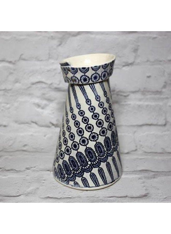 Peony Vase Indian Summer