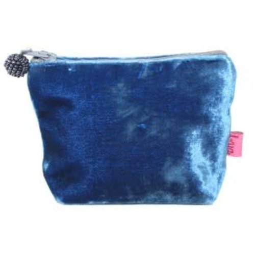 LUA Mini Purse Plain Velvet