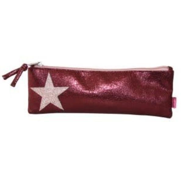Metallic Star Stift Geldbörse