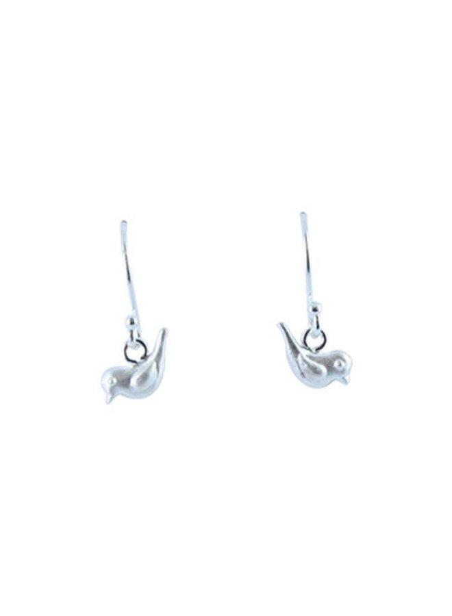 Tweet Earrings