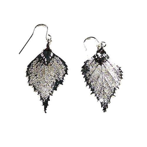 Roxburgh Silver Birch silver Earring