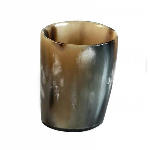 Abbey Horn Pen cup  oxhorn vessel medium 2