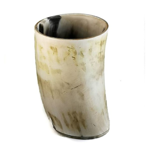 Pen cup  oxhorn vessel large 1