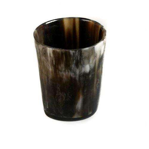 Abbey Horn Tot- oder Vasen-Ochsenhorngefäß 4