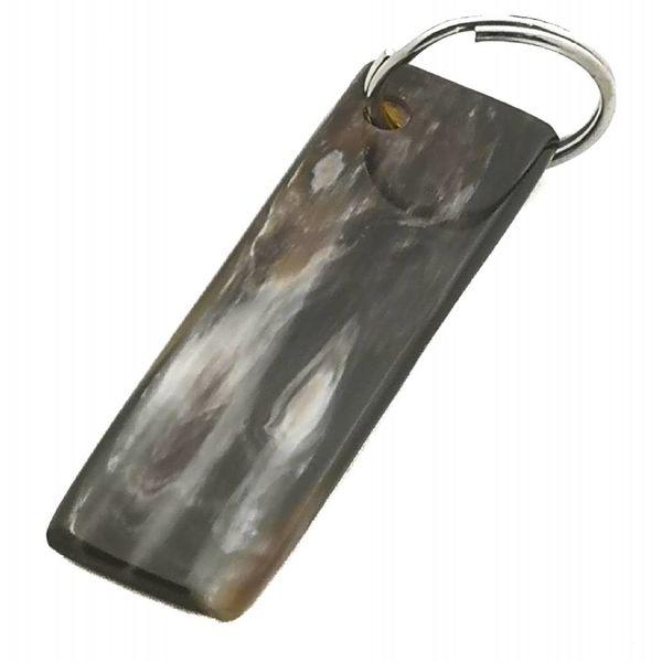 Schlüsselring glattes Oxhorn