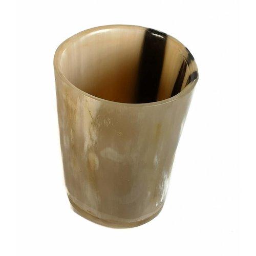 Abbey Horn Tot- oder Vasen-Ochsenhorngefäß 3