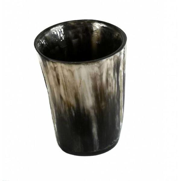 Recipiente o vaso de cuerno de buey 2.