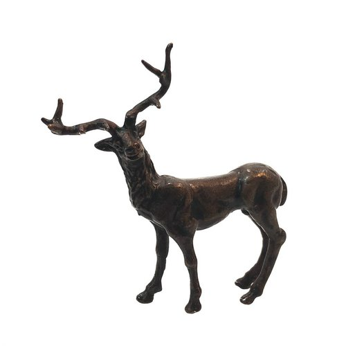 David Meredith Standing Stag
