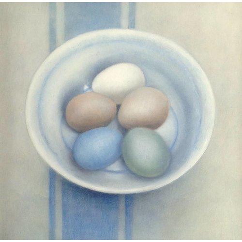 Linda Brill Huevos De Nido De Pye