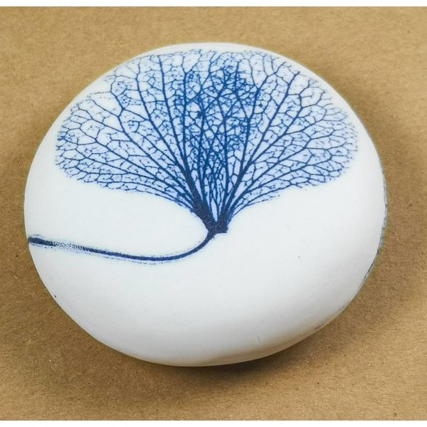 Hand Made Porcelain Smooth touchstone 002