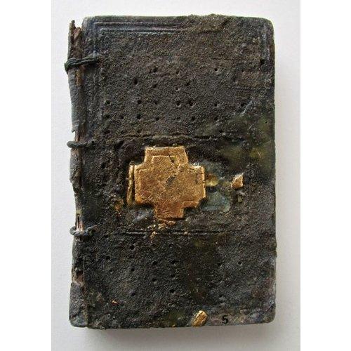 Malcolm Whittaker Goldenes Kreuz