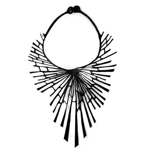 Paguro Nova  inner tube rubber necklace 30