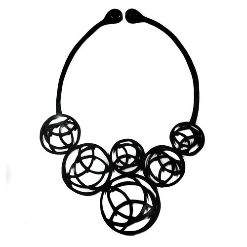 Paguro Neptune rubbler necklace