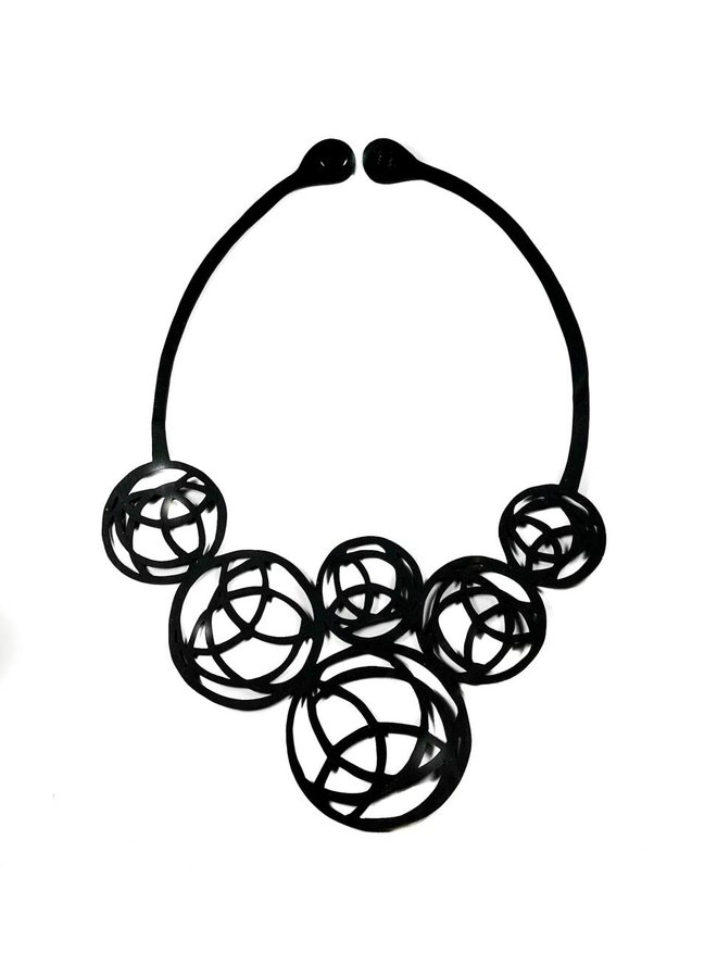 Neptune rubbler necklace