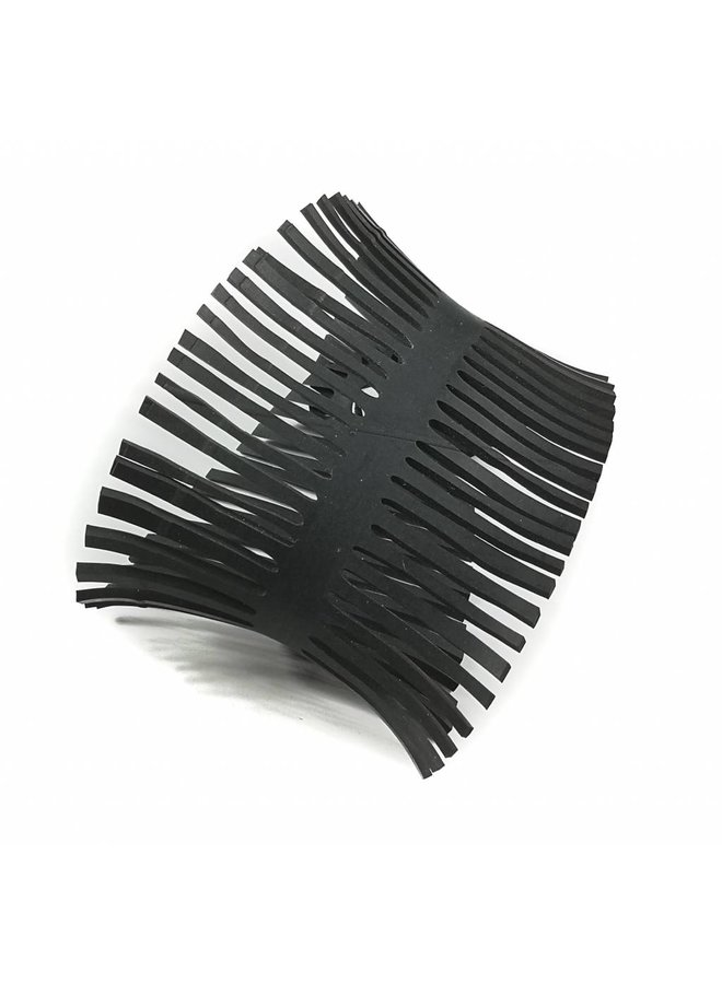 Fishbone Schlaucharmband mittel 15