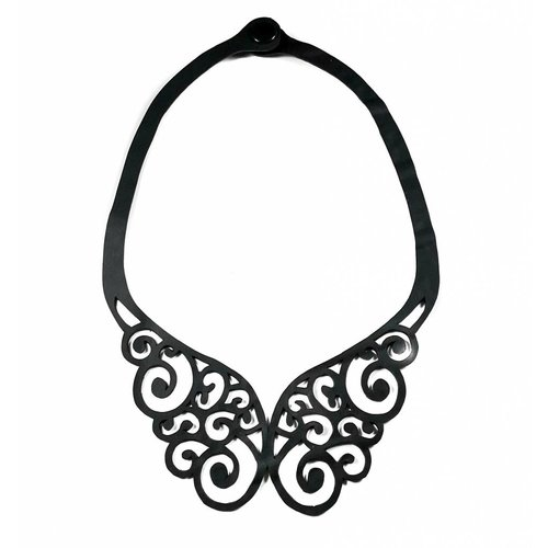 Paguro Wings inner tube  necklace
