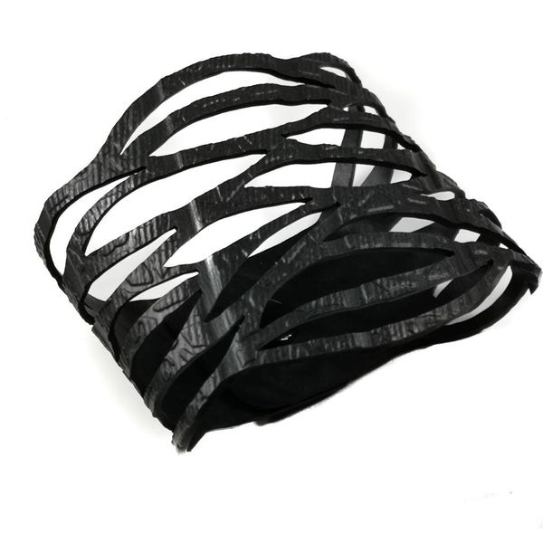 Autumn rubber bracelet medium