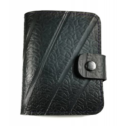 Paguro Wallets Wallet inner tube with coin Purple Ben style