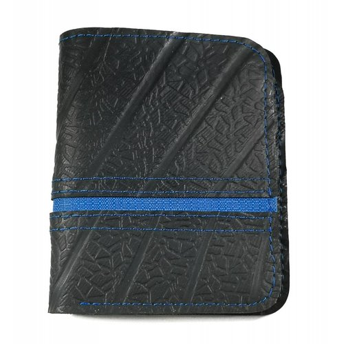 Paguro Wallets Wallet inner tube Black blue Dody slim  style