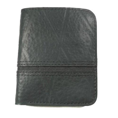 Paguro Wallets Wallet inner tube Black Dody slim  style
