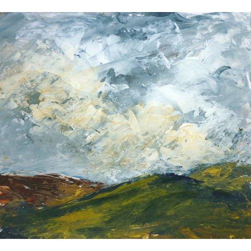 Liz Salter Unsichere Wolken