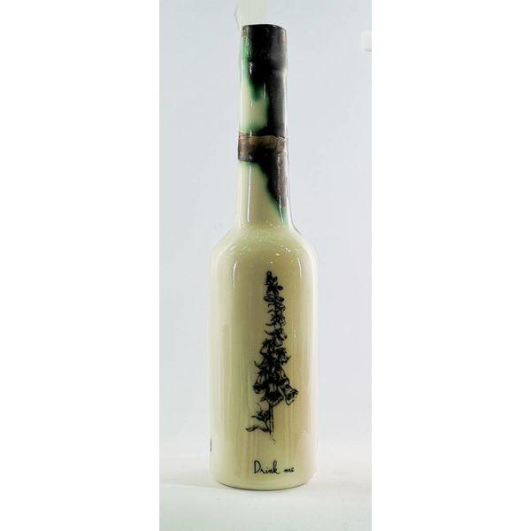 Apothecary bottle NYC Foxglove ceramic