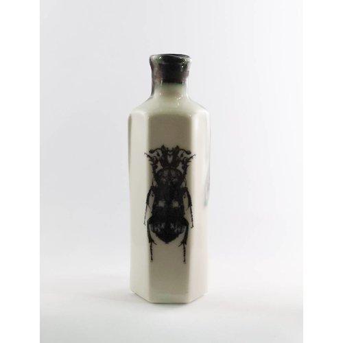 Jillian Riley Designs Bug hexagonal poison bottle