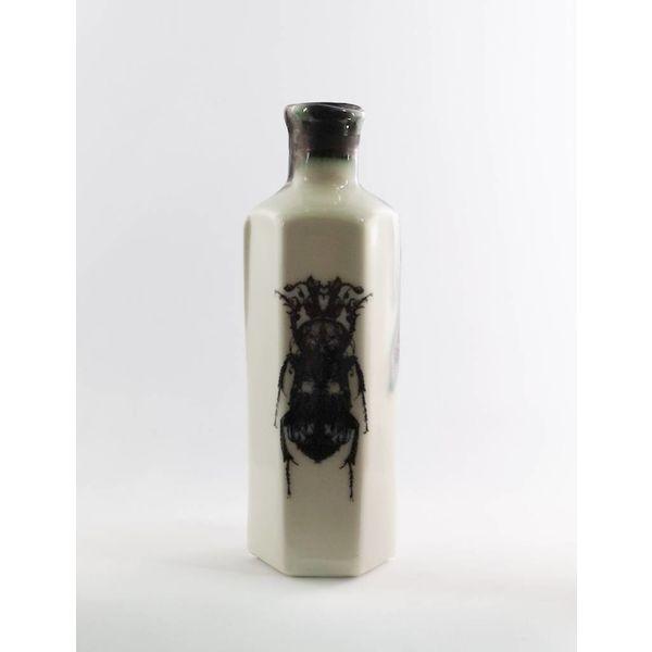 Bug hexagonal poison bottle