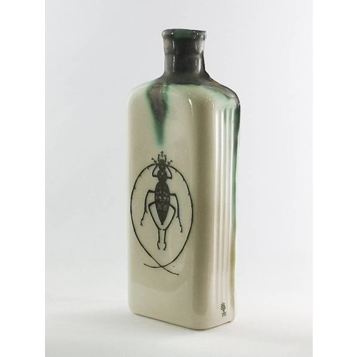 Jillian Riley Designs Cross Antenna Bug poison bottle