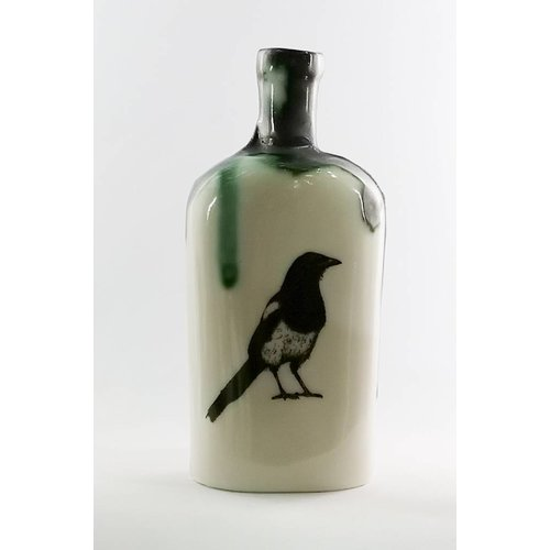 Jillian Riley Designs Magpie poison apocethary bottle