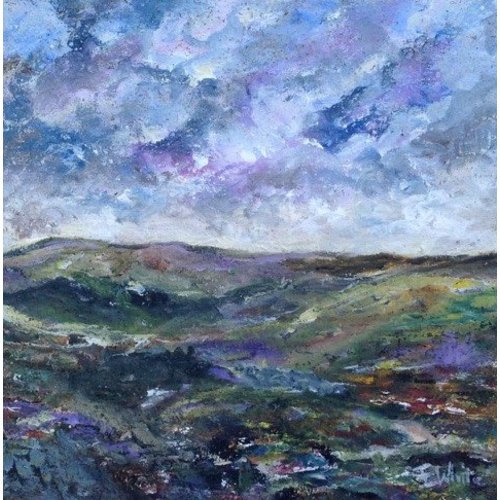 Elizabeth White Holcombe Moor