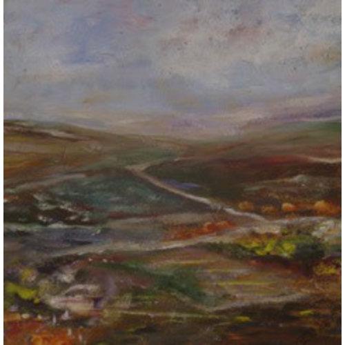 Elizabeth White Moorland Stream