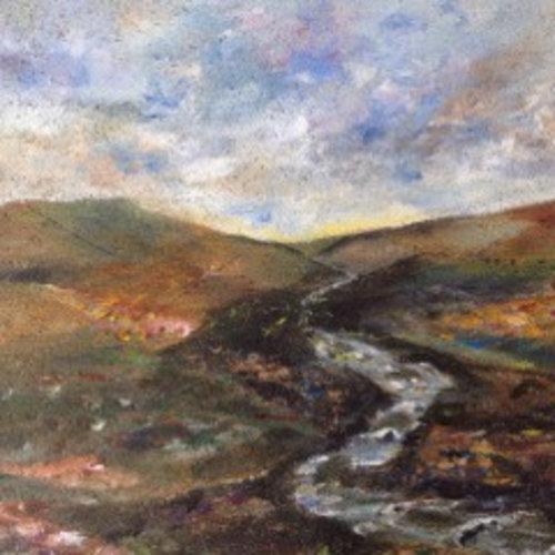 Elizabeth White Ashop Clough, Derbyshire