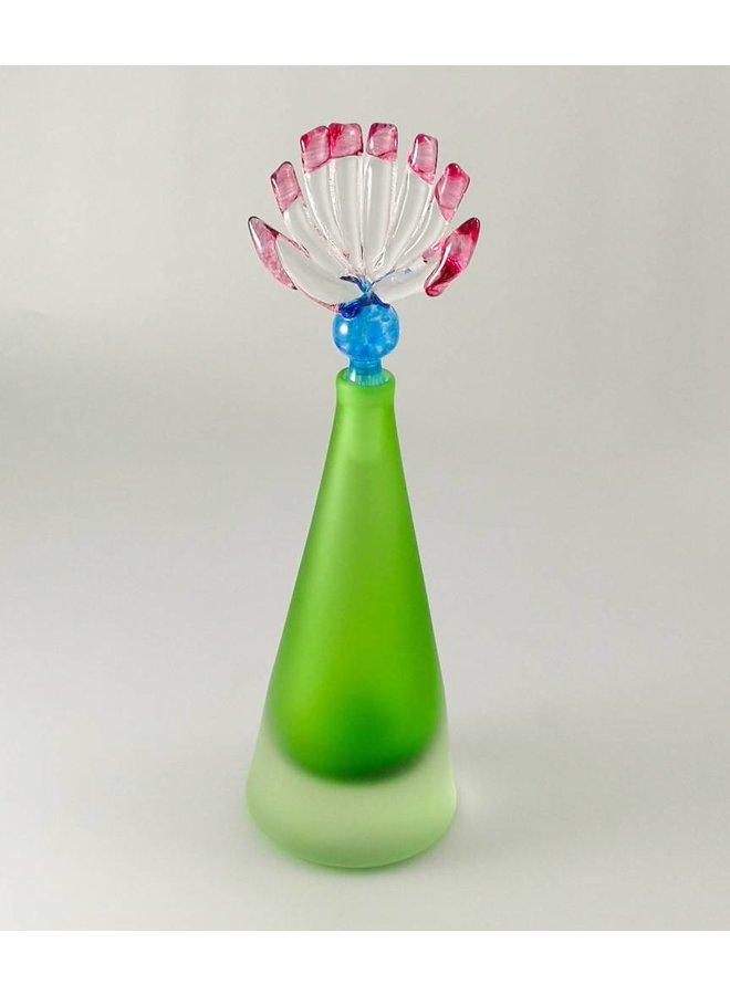 Fun konischer Duft Flaschengrün