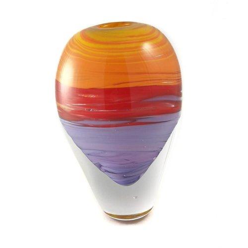 Niki Steel Sunrise Colour Theory Glass form 4