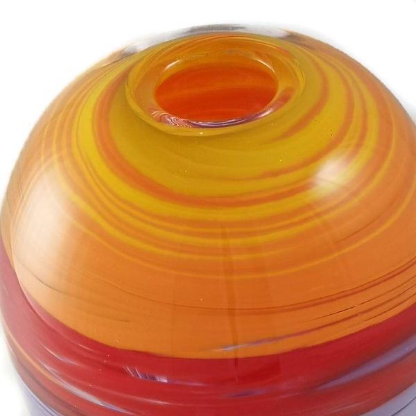 Sunrise Colour Theory Glass form 4