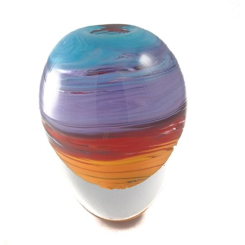 Niki Steel Colour Theory Glass form 2