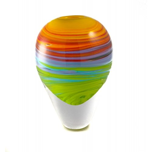 Niki Steel Rainbow Glass form 5