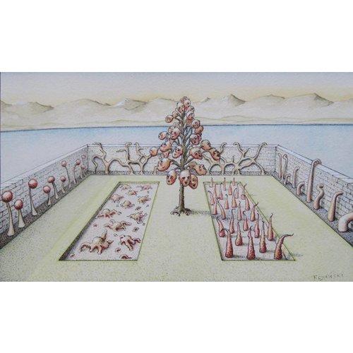 Paul Czainski Garden of The Tree of Life 07