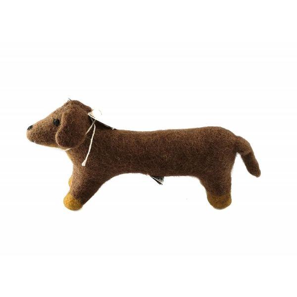 Worst hond medium speelgoed