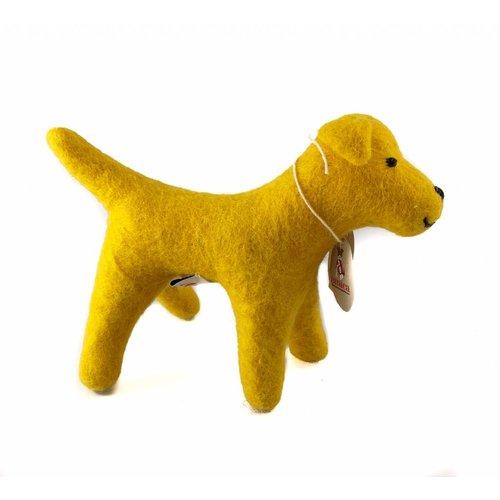 Amica Accessories Goldenes Labrador-Spielzeug