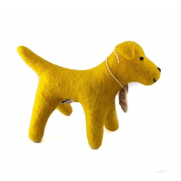 Golden Labrador Toy