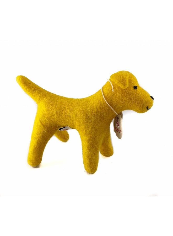 Goldenes Labrador-Spielzeug