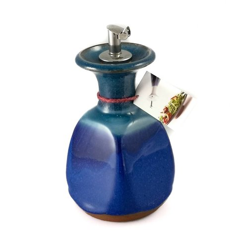 R B Ceramics Olive Oil Decanter ceramic medium 1