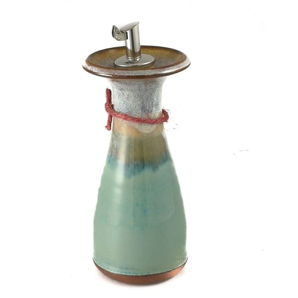 Olive Oil Decanter ceramic medium 4