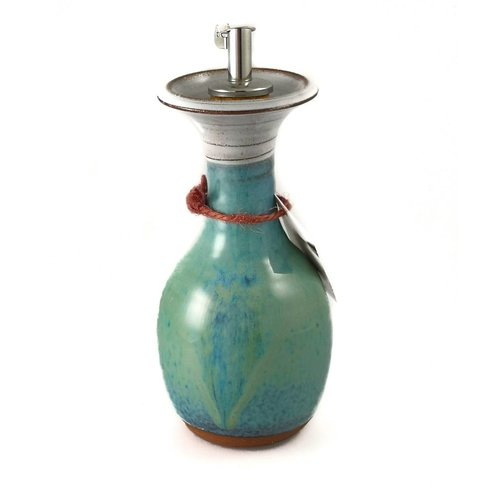 R B Ceramics Olive Oil Decanter ceramic medium 5