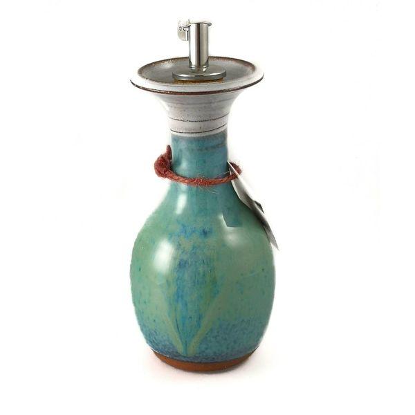Olive Oil Decanter ceramic medium 5